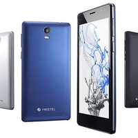FREETEL「Priori 3S LTE」、12日に発売 画像