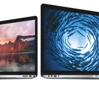 現在発売中のMacBook Pro with Retina Display