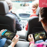 Nintendo Switch Car