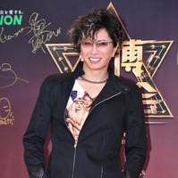 GACKT、人生の恩人は緒形拳 涙で告白「救ってもらった」 画像