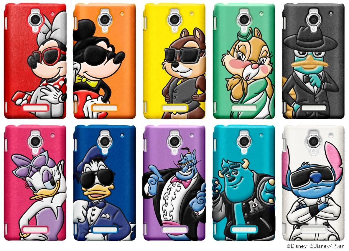 ライブ壁紙などディズニーが満載 Disney Mobile Dm016sh を1月24日に発売 3枚目の写真 画像 Rbb Today