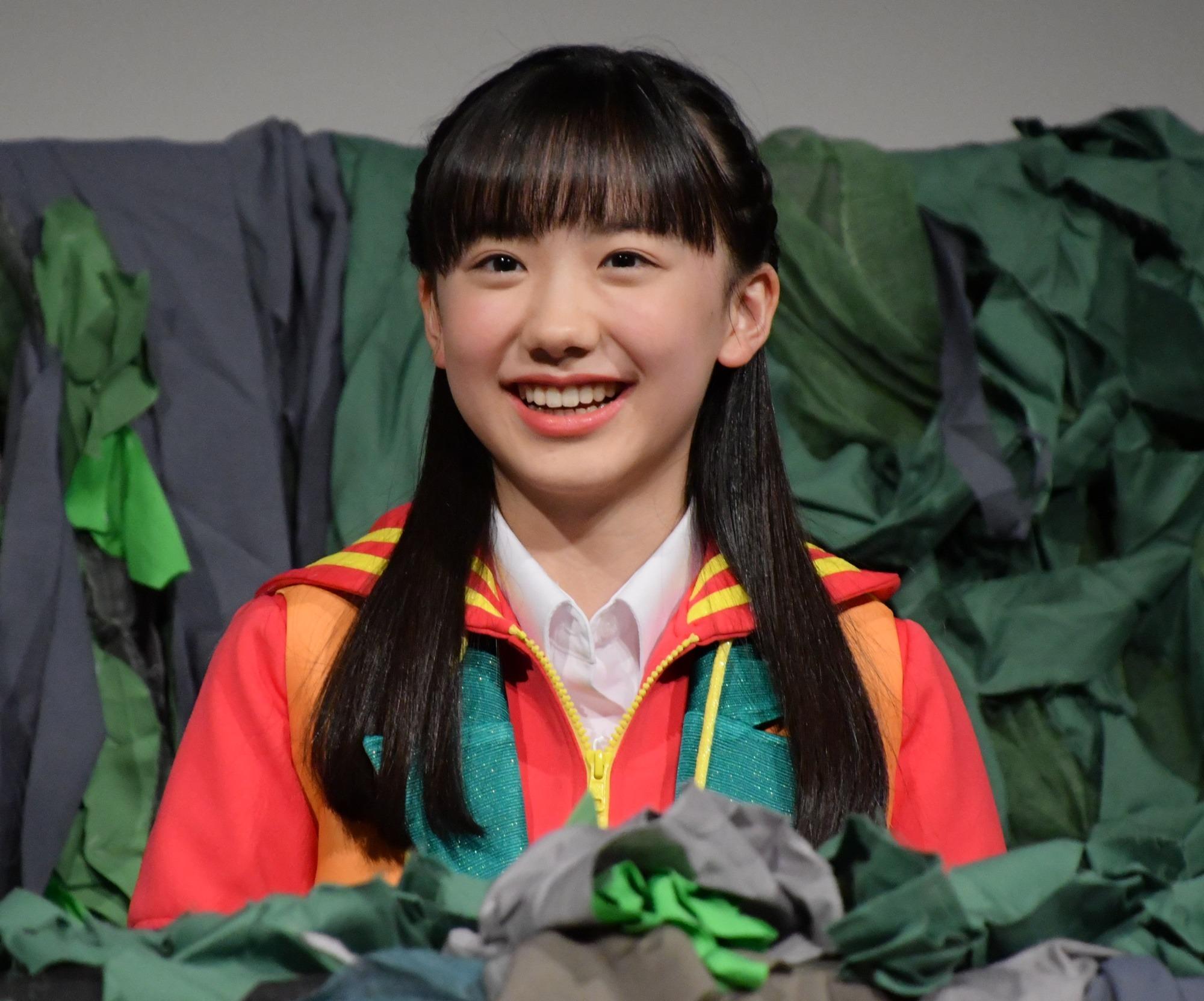 芦田 愛菜 さんまのまんま