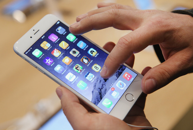 iPhone 6 (C) Getty Images