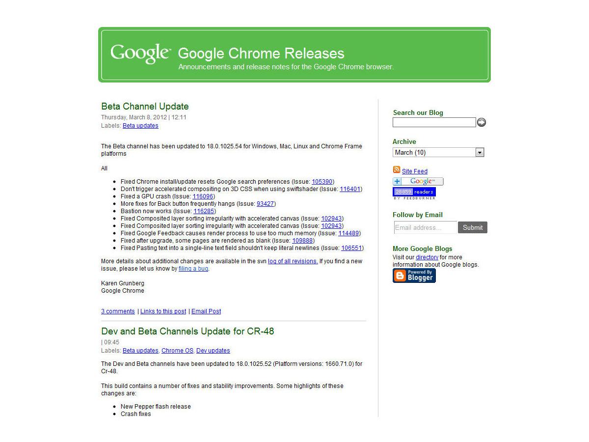Googleがハッキングコンペ開催、Chromeのセキリティを破った挑戦者に賞金