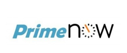 「Prime Now」ロゴ